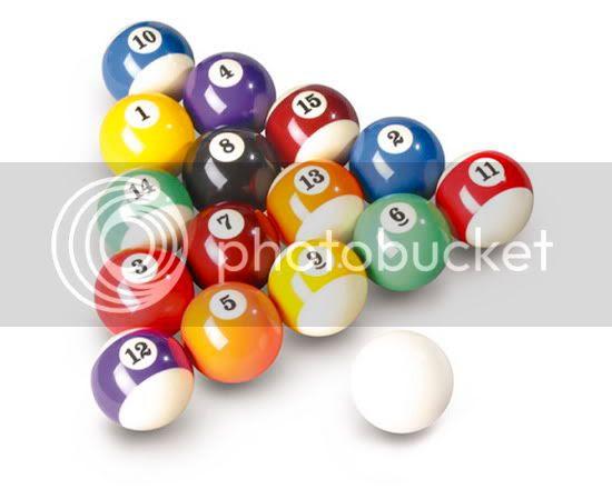 Billiards Graphic