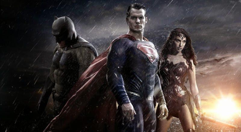 Cómo hicieron los trajes de los superhéroes en Batman v Superman: Dawn of Justice