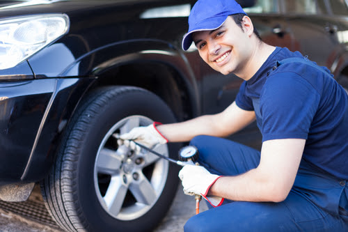 Check Tire Pressure For A Smooth Ride This Summer