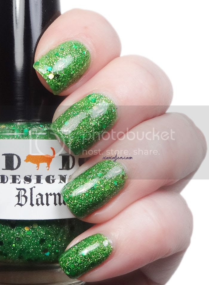 xoxoJen's swatch of Blarney Stone from Red Dog Designs