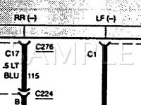 Repair Diagrams for 1993 Chevrolet S10 Blazer Engine ...