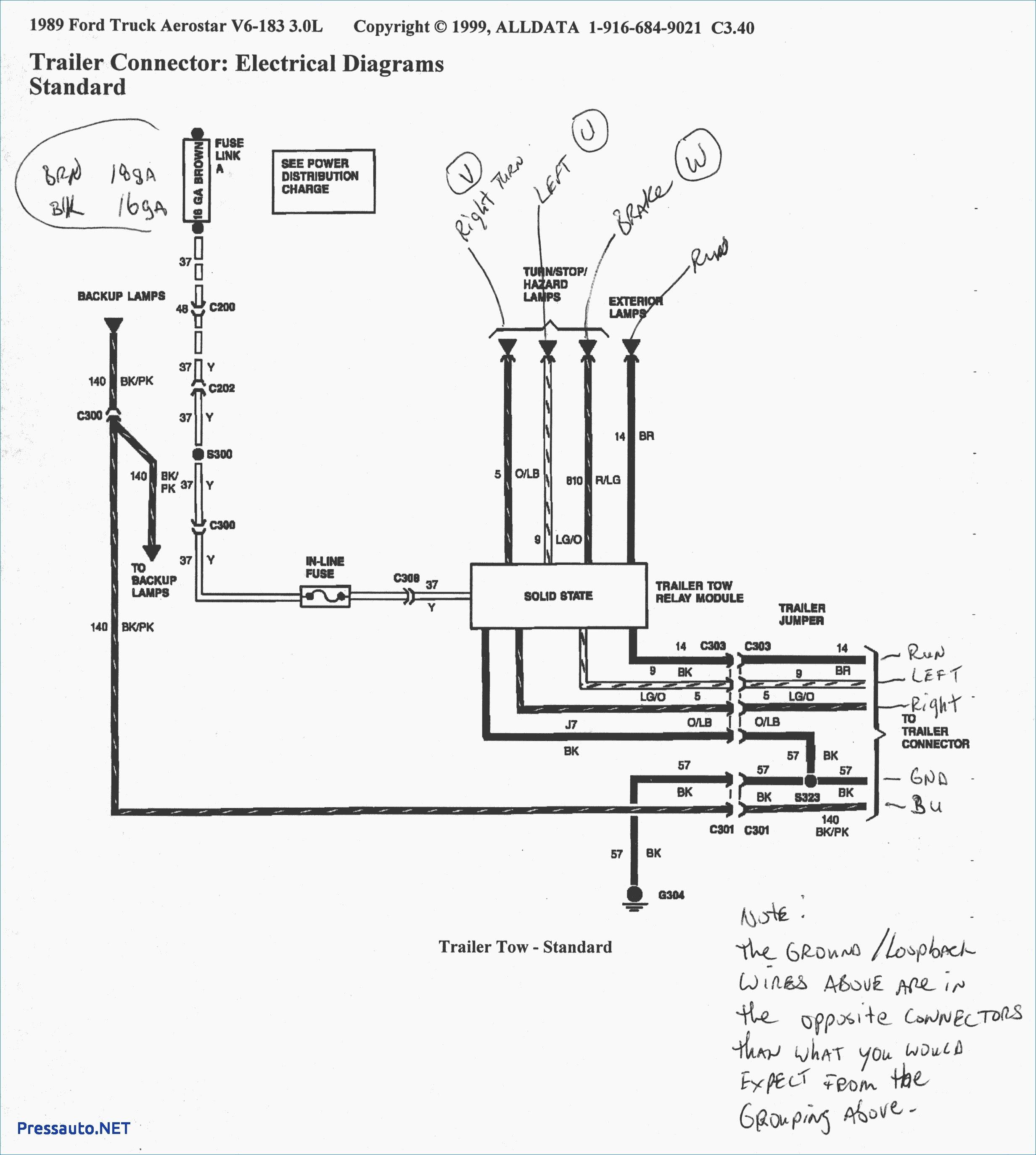 2000 Ford F 150 Trailer Wiring Diagram Wiring Diagram United A United A Maceratadoc It