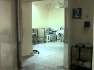 Actividad Poltergeist en un Hospital / Poltergeist in a Private Hospital