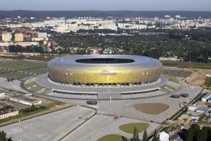 На Янтарную Арену в Гданьске во время Евро-2012  можно будет добраться на электричке