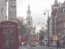 Pasaje de ida y vuelta a Londres