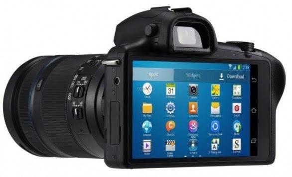 Samsung Galaxy NX, gli scatti pre-lancio