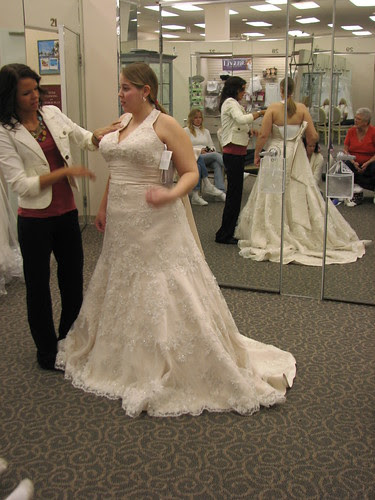 Ambers Wedding Dress - 2-13-11 052