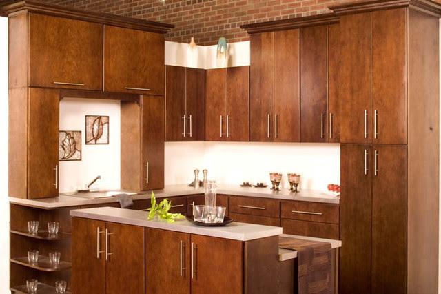 RTA Cabinets Espresso Series - kitchen cabinets - by CS Hardware