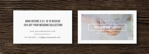 Photography Newsletter Template for Email & Pinterest