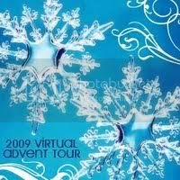 virtual advent tour 2009