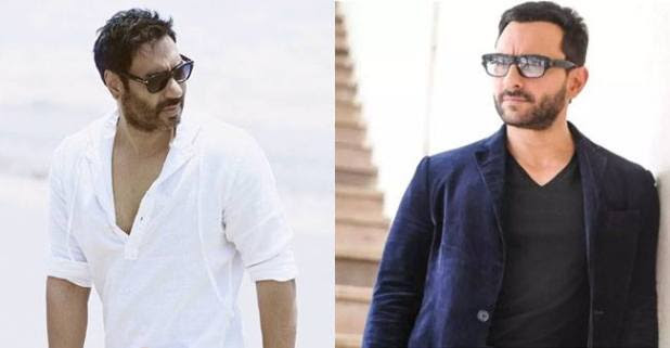 Saif-Kareena's Age Difference Mentioned in Ajay Devgn's 'De De Pyaar De' Trailer, Here's his Reaction!