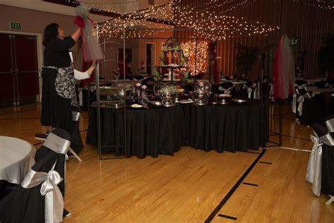 Lds wedding church decor   Reception ideas   Pinterest