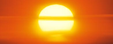 The sun (ThinkStock)