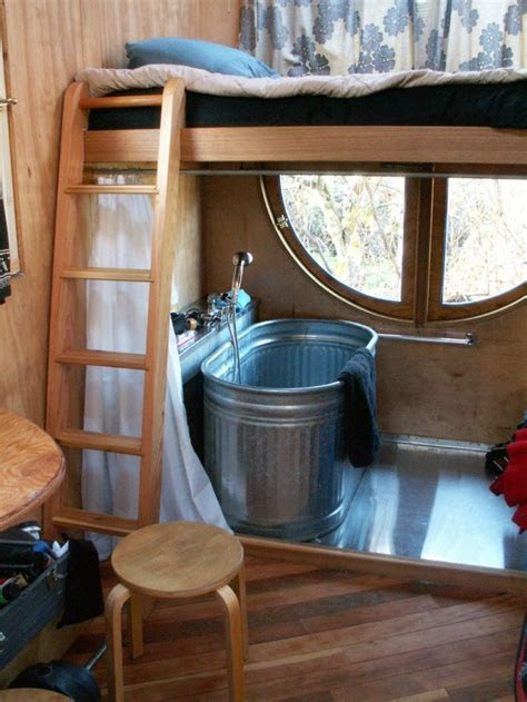 tiny house    nw campers  windows