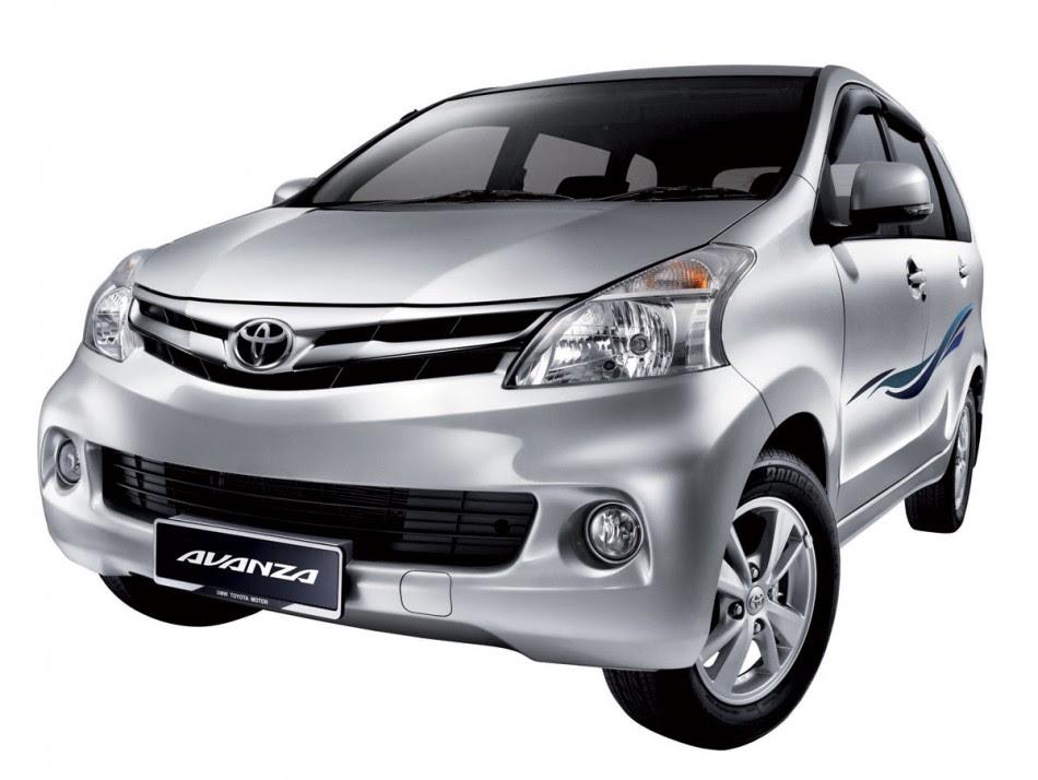 Auto Perodua Myvi: Toyota Avanza