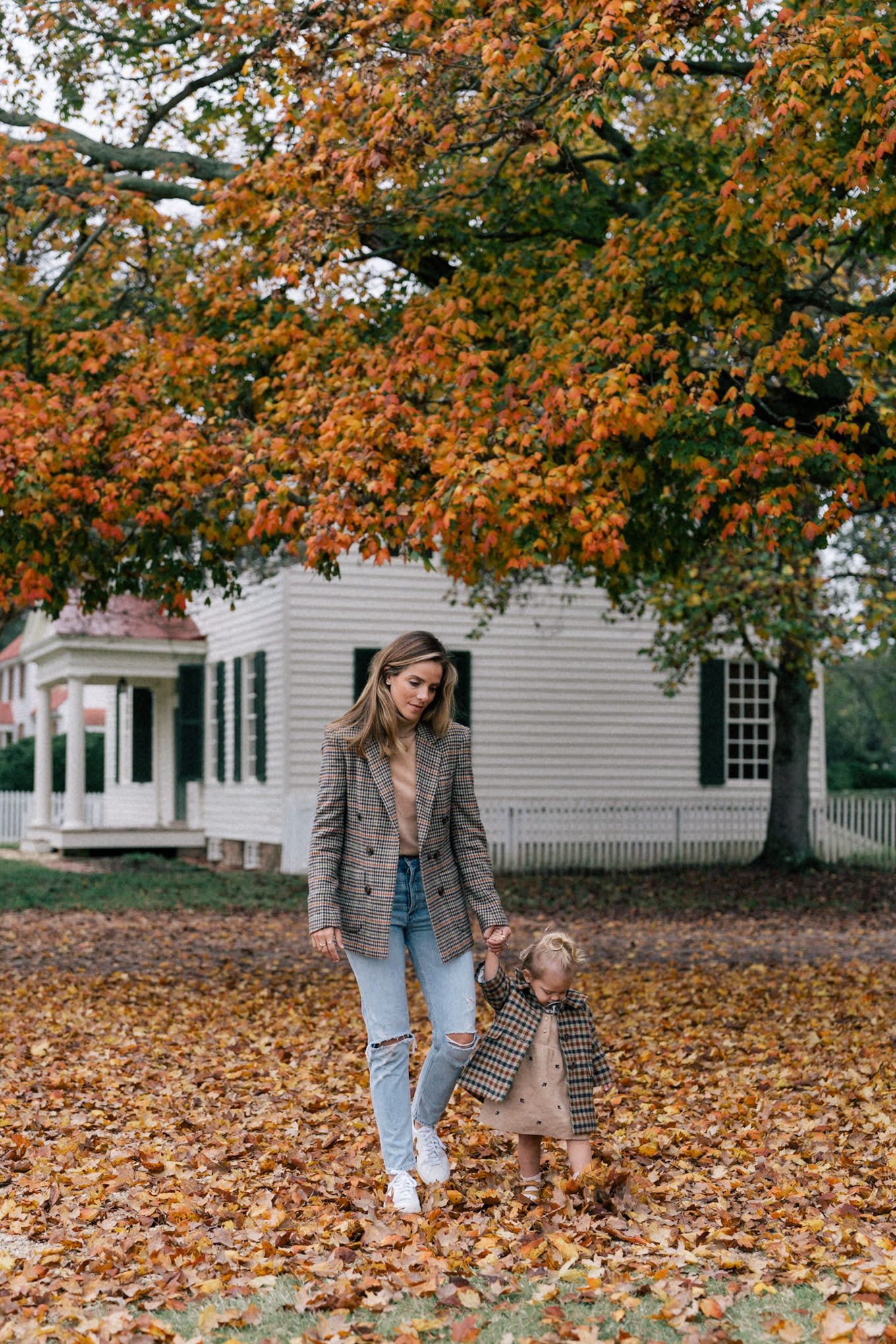 fall williamsburg virginia