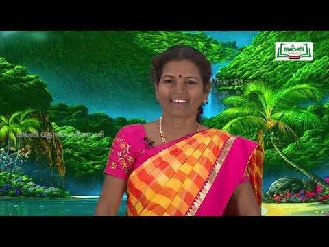 வகுப்பு 10 தமிழ் 6 கலை அழகியல் புதுமைகள் கவிதைப் பேழை கம்பராமாயணம் Kalvi TV