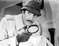Bumbling Detective In The Pink Panther Films