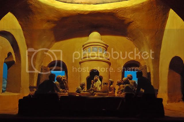Holy Scene at Pedralbes Monastery [enlarge]