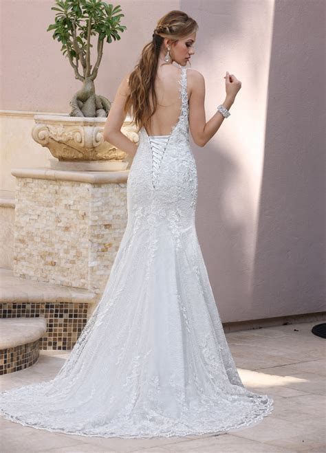 DaVinci Wedding Dresses Santa Rosa   A Touch of Class Bridal
