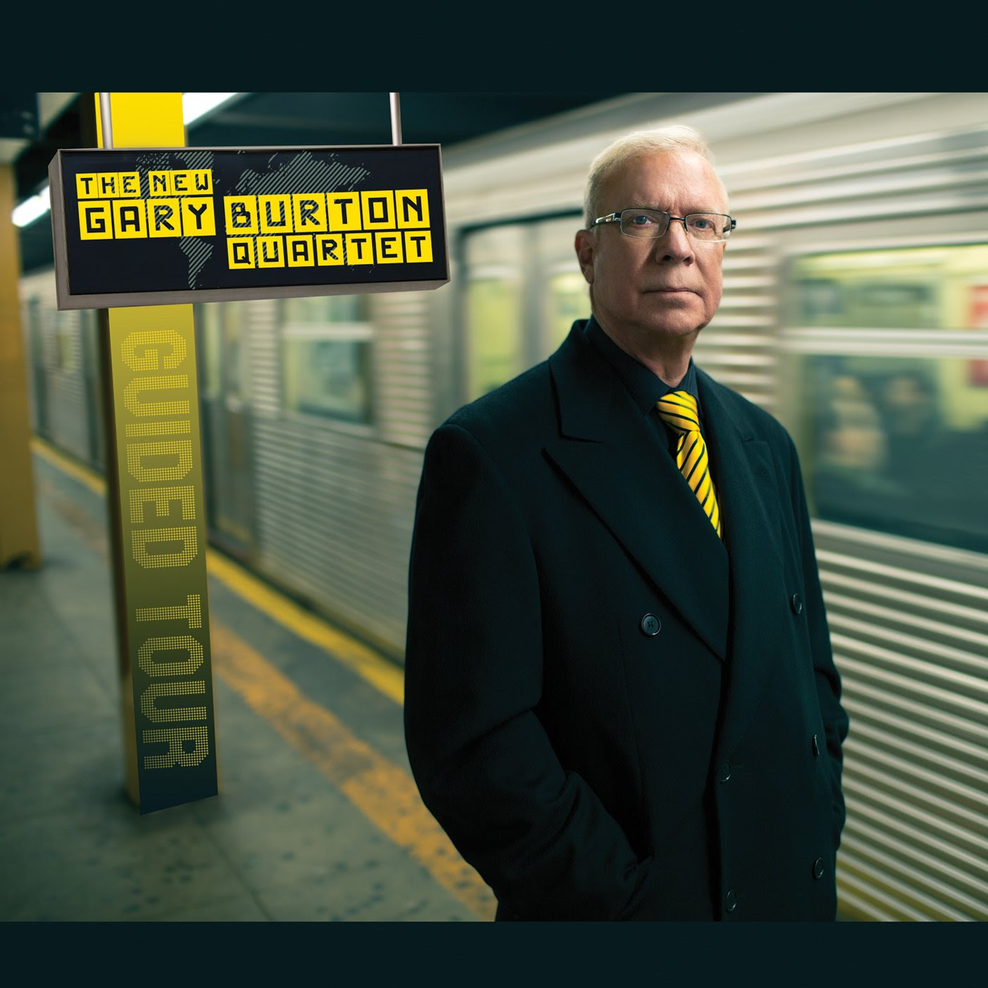 Gary Burton - Guided Tour cover