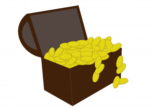 Treasure Chest Gold Coins Free Stock Photo - Public Domain ...