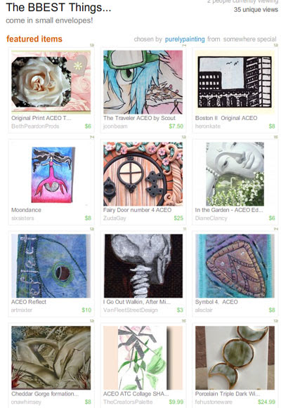 The BBEST Things Treasury