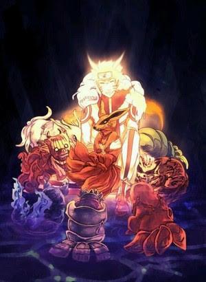 65+ Gambar Naruto Di Ayunan Paling Keren