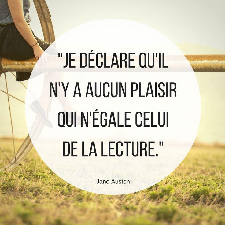 Citation Livre Lecture