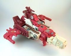 Transformers Scattershot - modo alterno (G1)