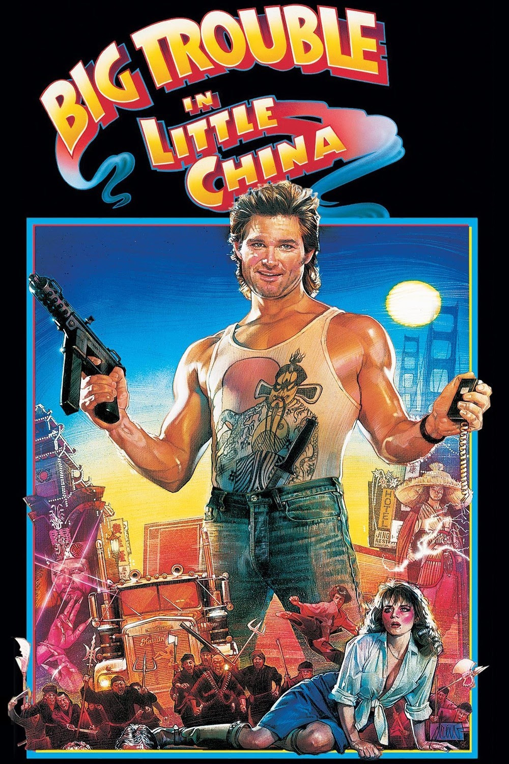 Man, I Love Films \u2013 VAULT REVIEW: BIG TROUBLE IN LITTLE CHINA