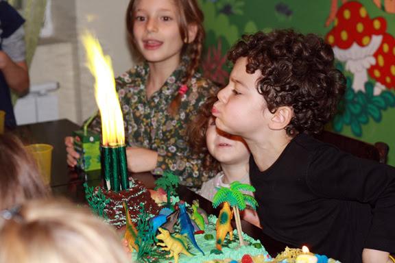 pablo 5 birthday party