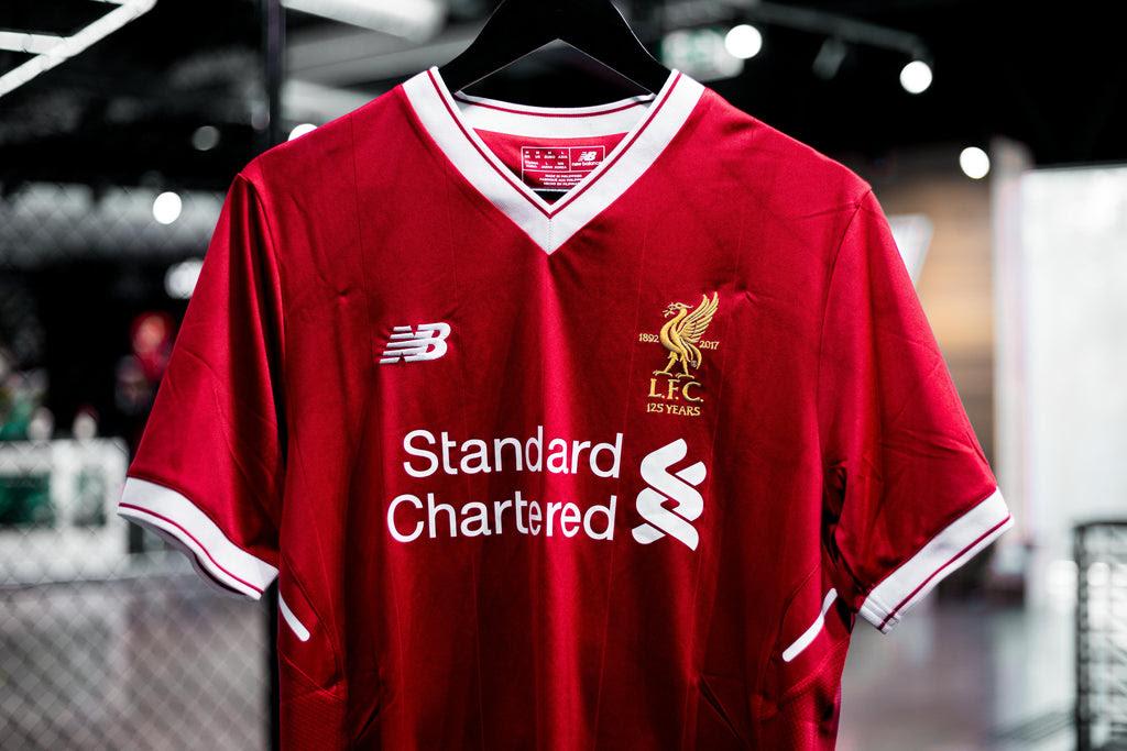 Liverpool Jersey 2017 2018