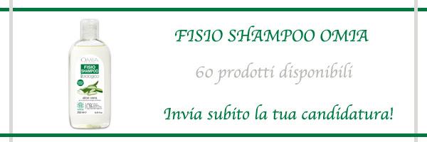 Tester Fisio Shampoo Omia