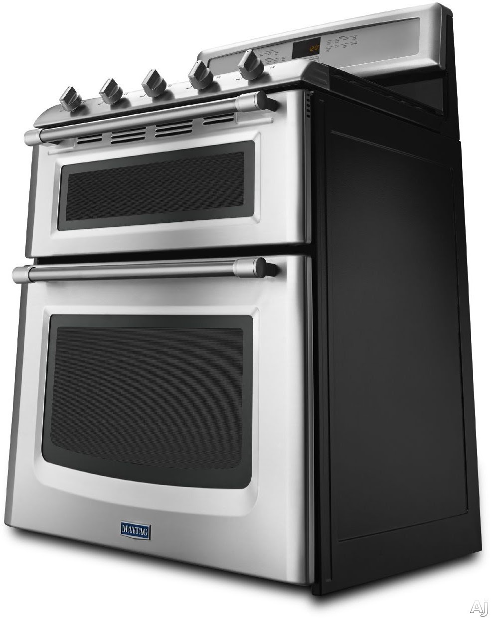 Maytag MGT8820DS 30 Inch Freestanding Double-Oven Gas ...