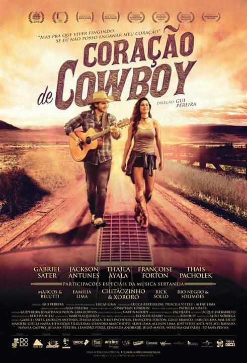 Coração de Cowboy : Poster