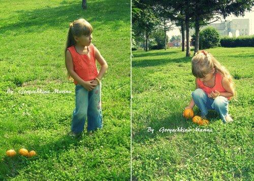 Лето апельсиновой бабочки...