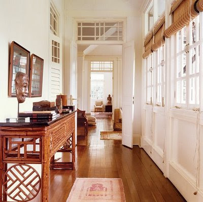 Inspired by the British Empire: Colonial-inspired house and ...