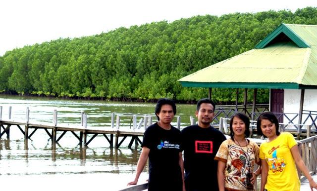Tongketongke, Wisata Lingkungan Persembahan Masyarakat