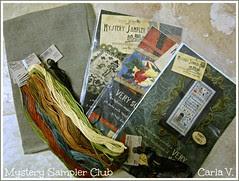 Mystery Sampler Club