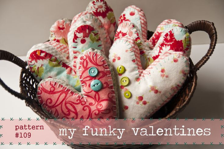 Lella Boutique: My Funky Valentines