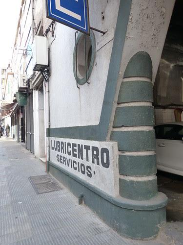 Garage Cerrito, Montevideo