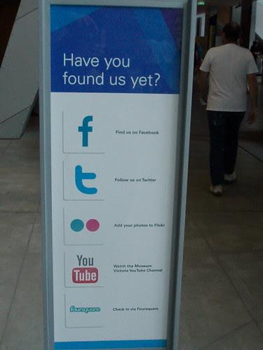 Museum of Melbourne and social media by ellen forsyth