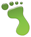 The Green Foot of Greenfoot