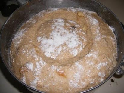 BBA: Poofy Christo Dough (he-he)