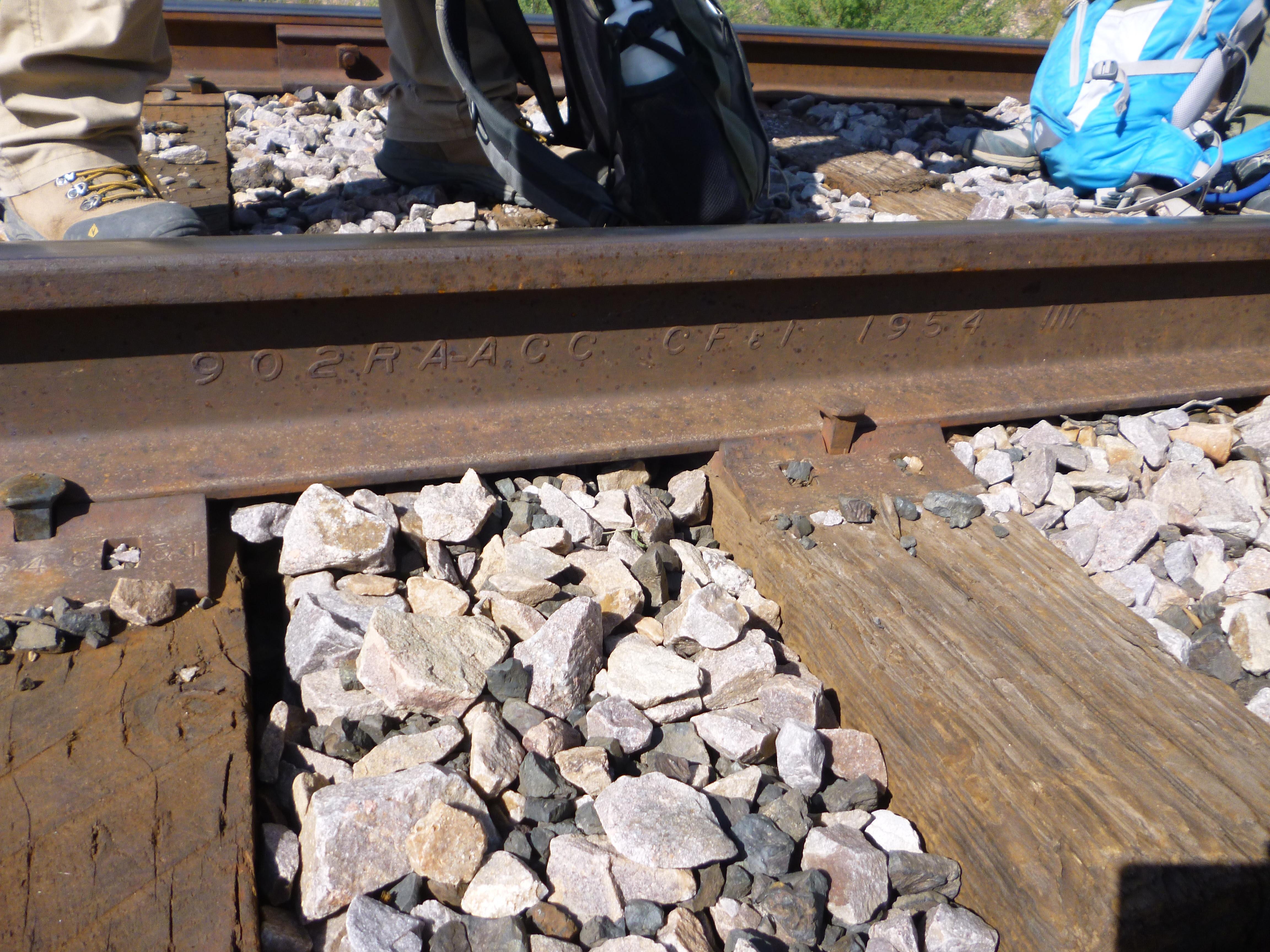 CF&I rail