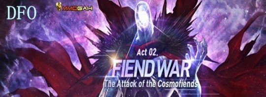 MmoGah: DFO Season 5  Act 02  Fiend War Is Now Live