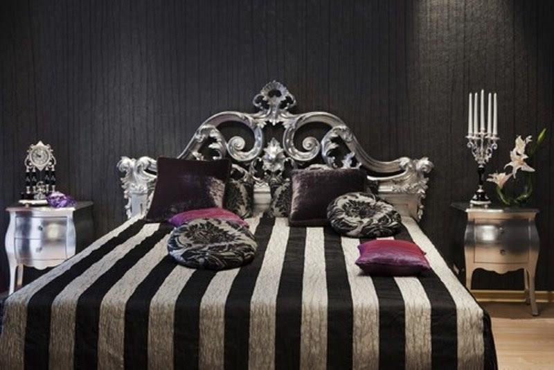 26 Impressive Gothic Bedroom Design Ideas | DigsDigs