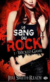 Couverture Le sang du rock, tome 1 : Wicked game