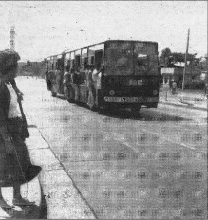 """Guagua"" de La Habana. 1993"